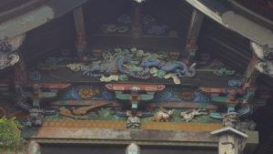 つなぎの龍―左甚五郎作―