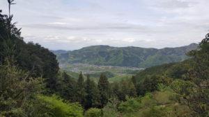 宝登山山頂