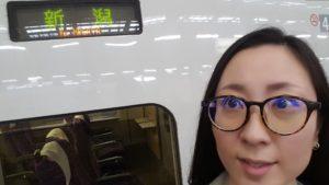 新潟駅新幹線